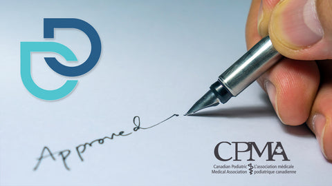 Seal of approval from the CPMA
