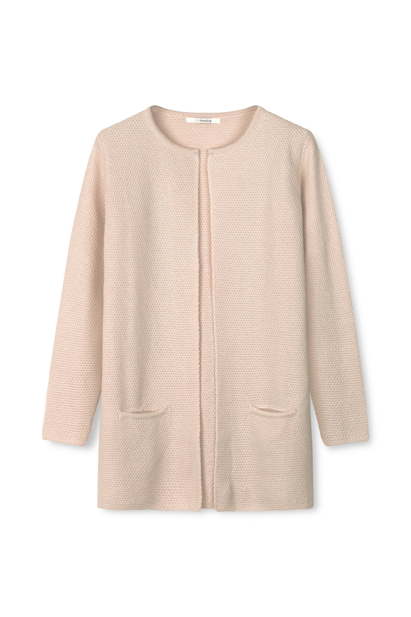 Mary Short Cardigan Pudder