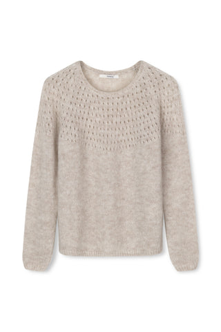 Nala Sweater Beige