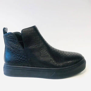 Black Boot Snake - Støvler - &BlackClassics