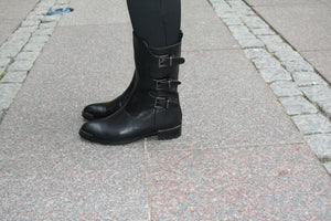 Boot Liva High - Støvler - &BlackClassics