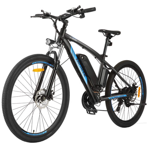 ANCHEER 350/500W Electric Bike 27.5'' Adults Electric Bicycle