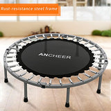 Ancheer Max Load 220lbs Rebounder Trampoline