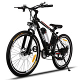 ANCHEER 500W/250W Electric Bike Adult Electric Mountain Bike 26""