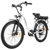 "ANCHEER 26"" Electric City Bike Removable Alloy Electric Bicycle"
