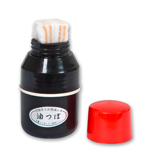 Kurobara Camellia Oil Applicator Bottle