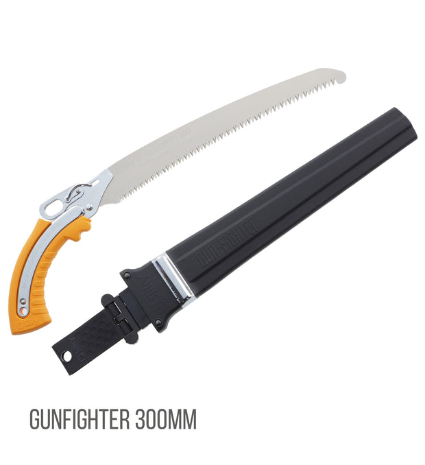 GUNFIGHTER CURVE - Large Teeth Professional