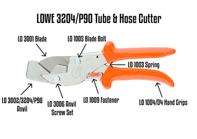 Lowe 3204/P90 Parts Guide