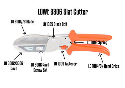 Lowe 3306 Parts Guide