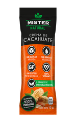 10 Pack Crema de Cacahuates Mister Gourmet