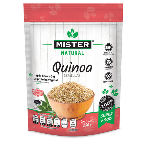 Quinoa Semillas Mister Natural