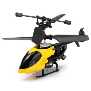 QS QS5013 2.5 Channel RC Helicopter with Gyroscope Infrared Function-