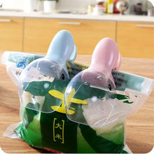 Load image into Gallery viewer, Cute Rice Measuring Cup Cereals Rice Bags Sealing
