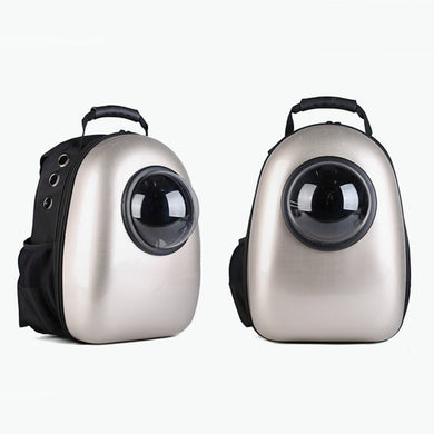 Breathable Capsule Pet Backpack
