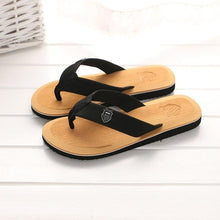 Load image into Gallery viewer, Men's Slippers Summer Flip-flops Slippers Beach