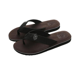 Men's Slippers Summer Flip-flops Slippers Beach