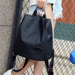 Top selling Backpack Women pu Leather Backpacks