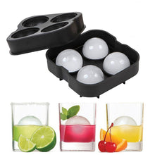Load image into Gallery viewer, Silicone Ice Mold Tray Ice Ball Maker