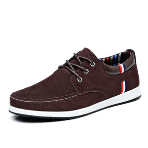 Leather casual shoes Mmoccasins