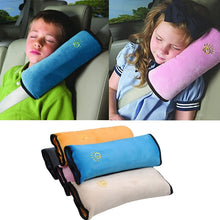 Load image into Gallery viewer, Baby Pillow Car Safety Belt & Sleep Positioner