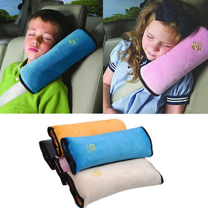 Baby Pillow Car Safety Belt & Sleep Positioner