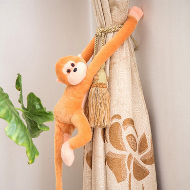 Cute Colorful Long Arm Monkey