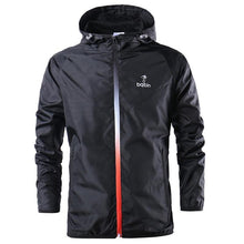 Load image into Gallery viewer, Men' S Thin  Hooded Casual Sporting Coat
