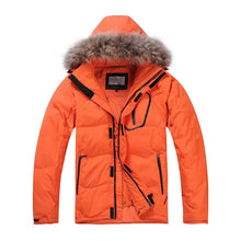 Load image into Gallery viewer, Winter Mens Down Jacket