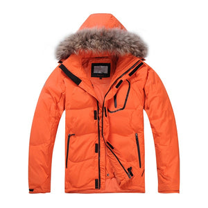 Winter Mens Down Jacket