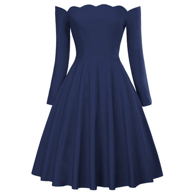 luxury Retro Vintage dresse
