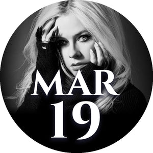 Avril Lavigne Autographed Merchandise Bundle Upgrade: 19 March - Offenbach, Germany