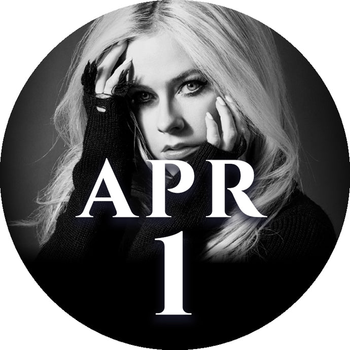 Avril Lavigne Autographed Merchandise Bundle Upgrade: 1 April - London, UK