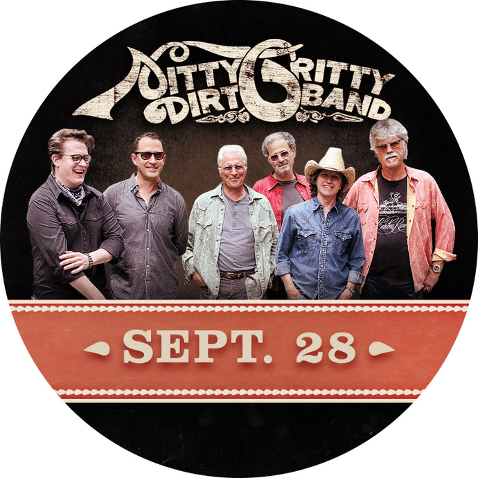 Nitty Gritty Dirt Band M&G Upgrade: September 28 - Paducah, KY