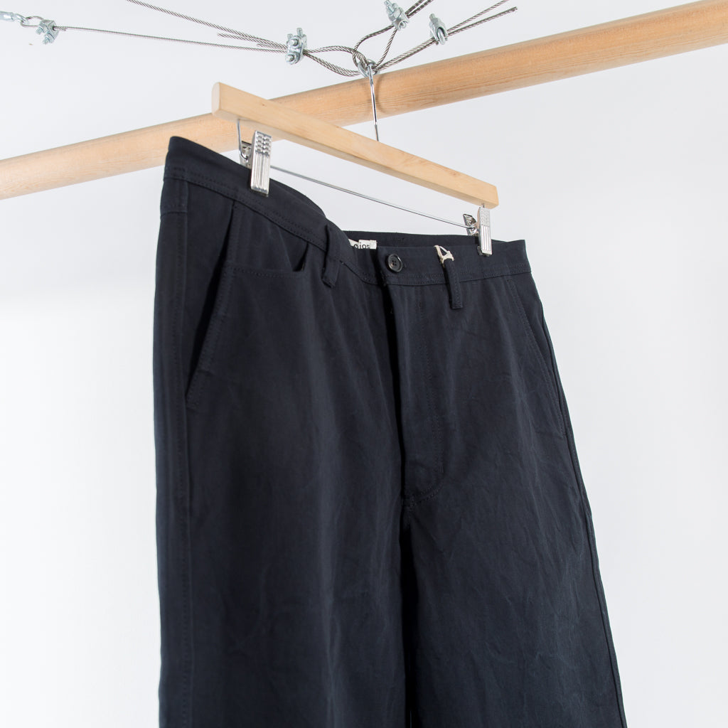 ARCHIVE SALE - ACNE STUDIOS - ANGUST SALT BLACK