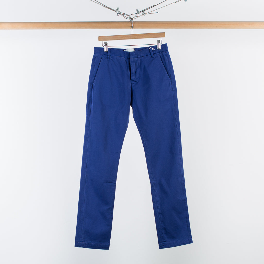 ARCHIVE SALE - BAND OF OUTSIDERS - BLUE CHINO