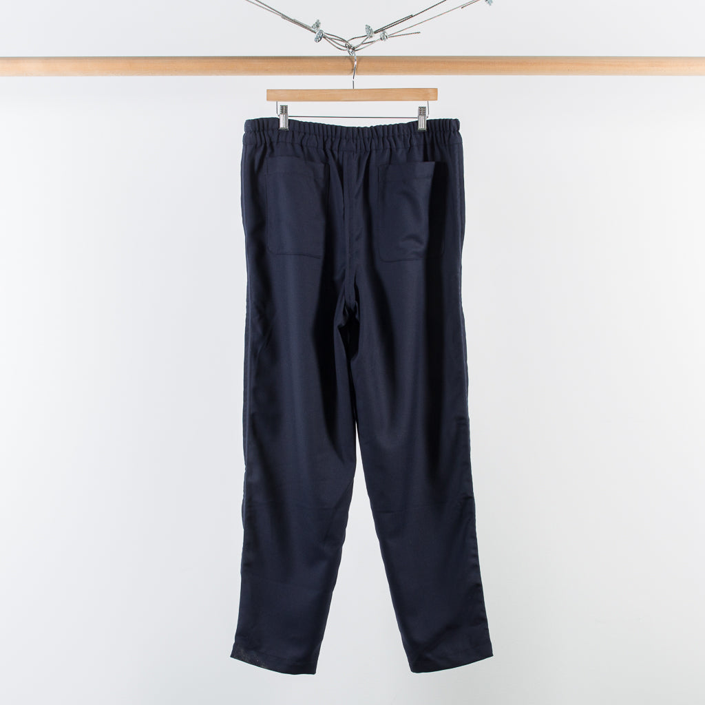 ARCHIVE SALE - CDG SHIRT - OUTSEAM TROUSER NAVY
