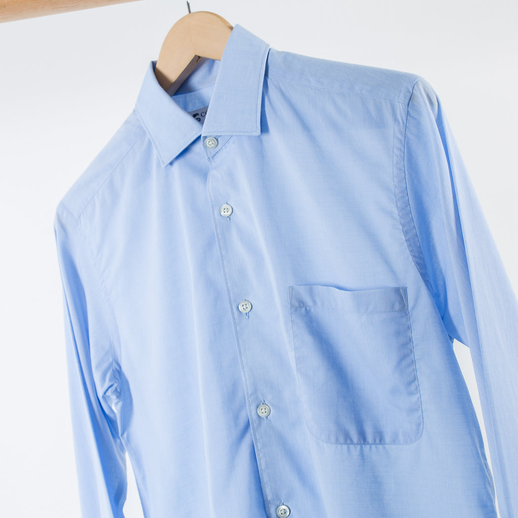 ARCHIVE SALE - COBRA S.C. - REPLICA SHIRT SKY BLUE