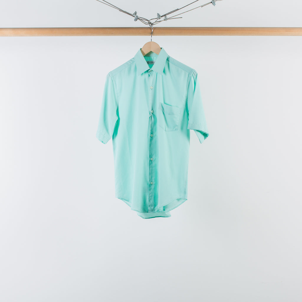 SHORT SLEEVE MODEL 1 SHIRT SEA FOAM