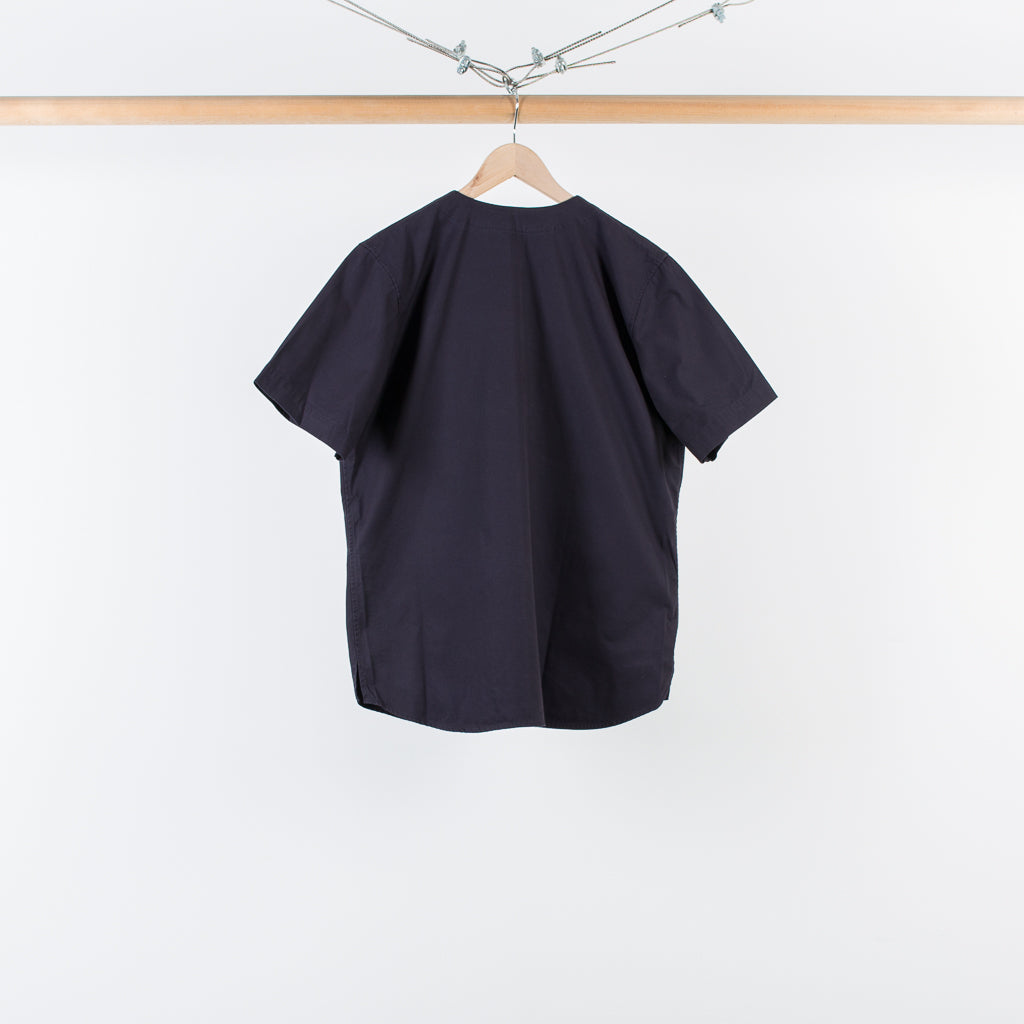 ARCHIVE SALE - DANA LEE - EASY SHIRT PREMIUM TWILL NAVY