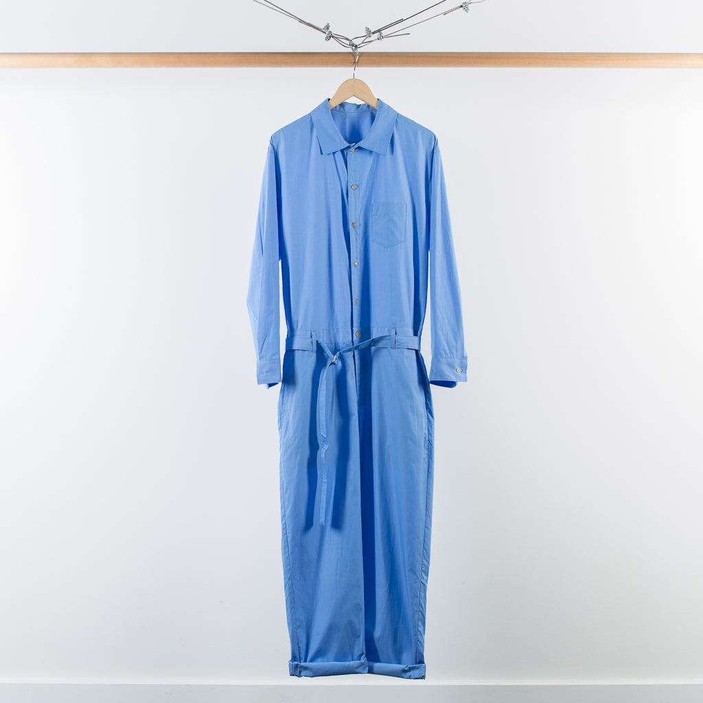 ARCHIVE SALE - DIGAWEL - BOILER SUIT DARK SAX