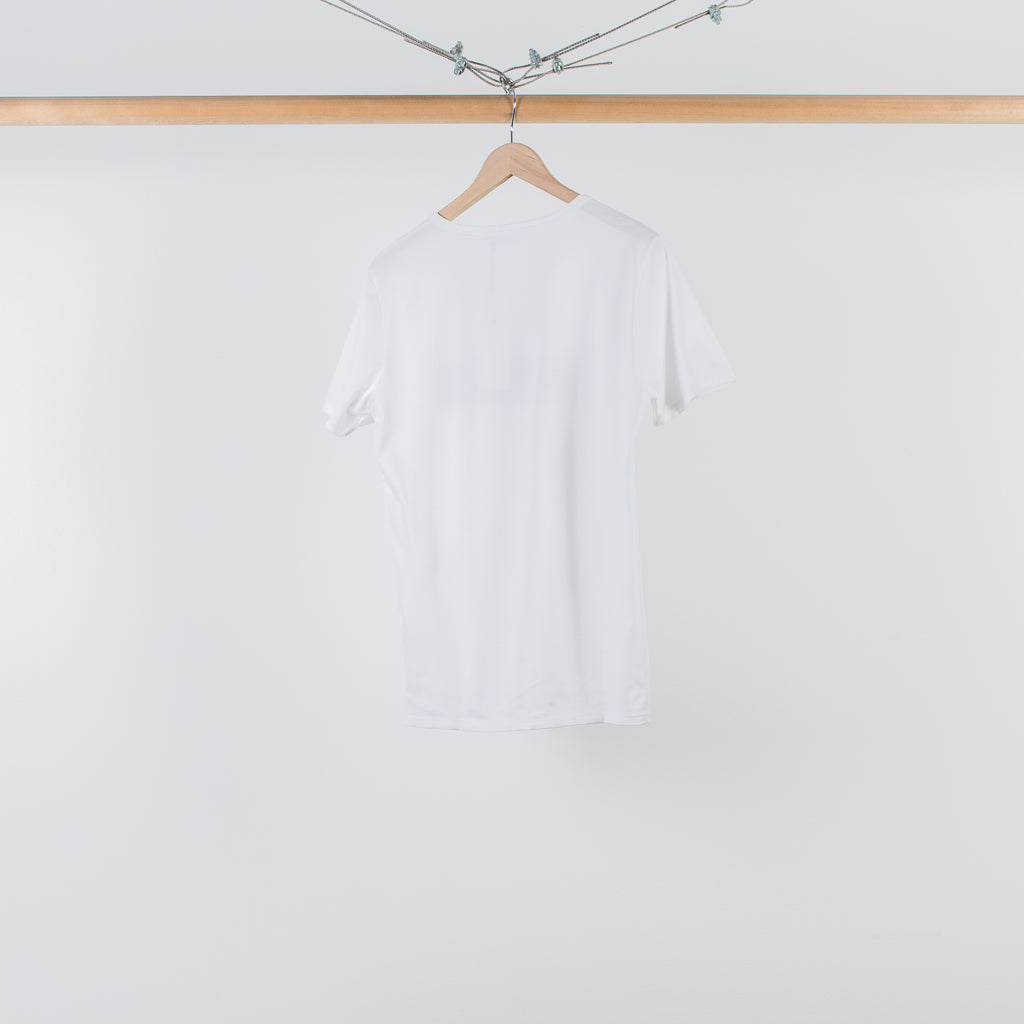 ARCHIVE SALE - DIGAWEL - TEENAGE SYMPHONY T-SHIRT WHITE