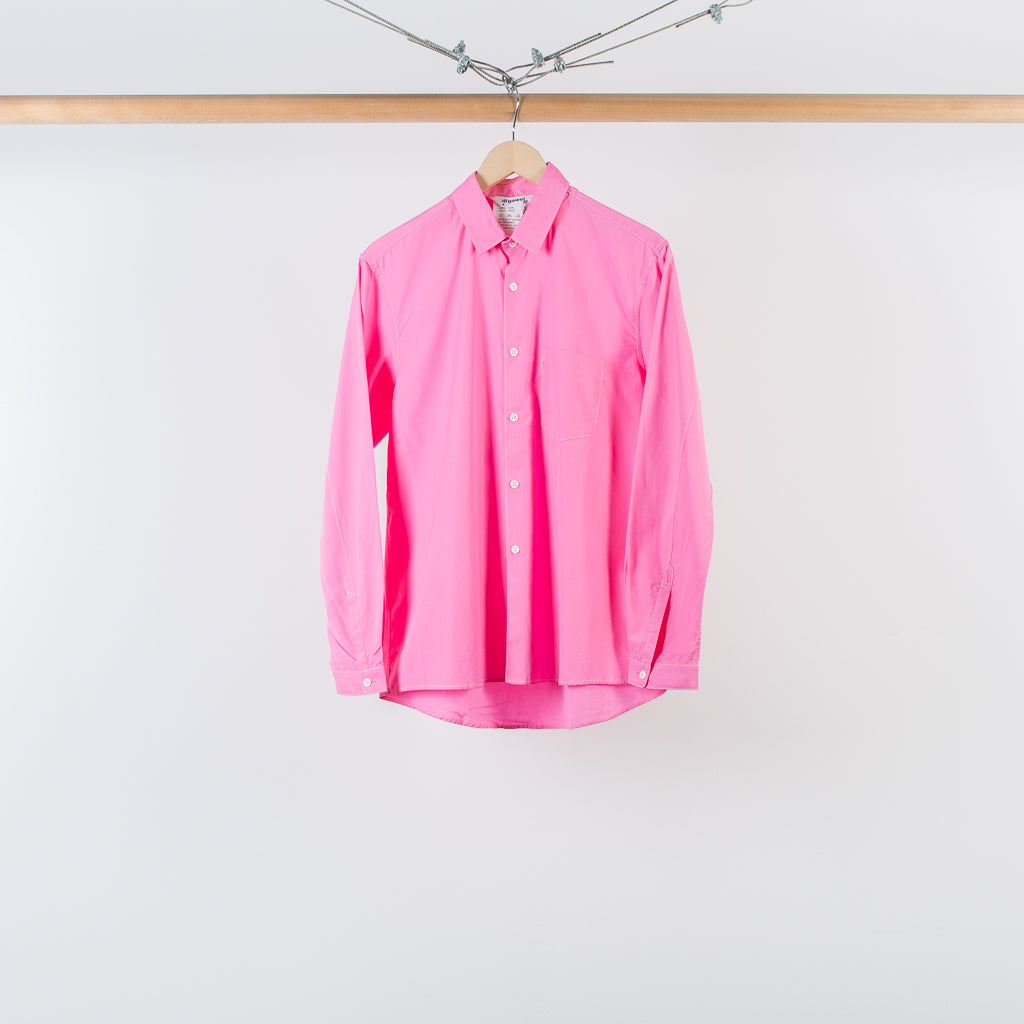 ARCHIVE SALE - DIGAWEL - STITCHED SHIRT PINK