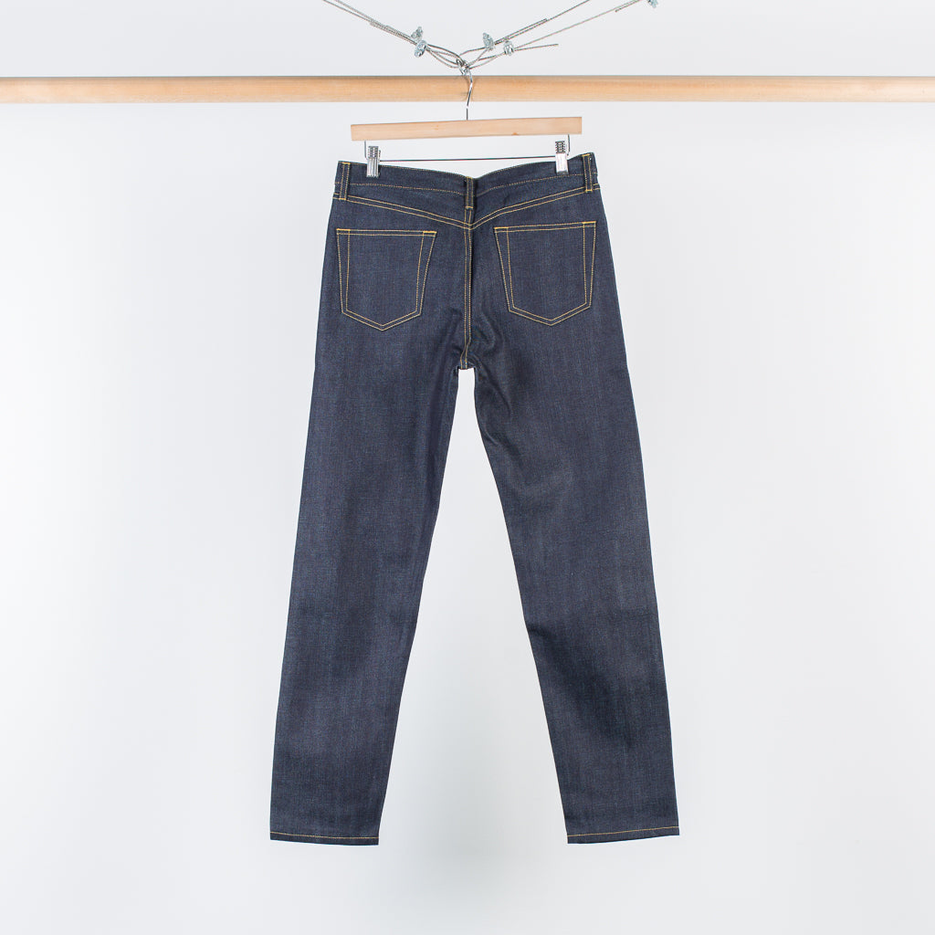 ARCHIVE SALE - DIGAWEL - SKINNY DENIM PANTS UNWASHED