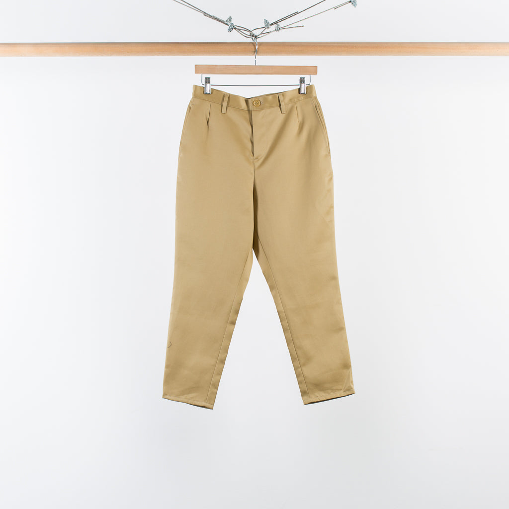 ARCHIVE SALE - DIGAWEL - TAPERED PANTS CAMEL