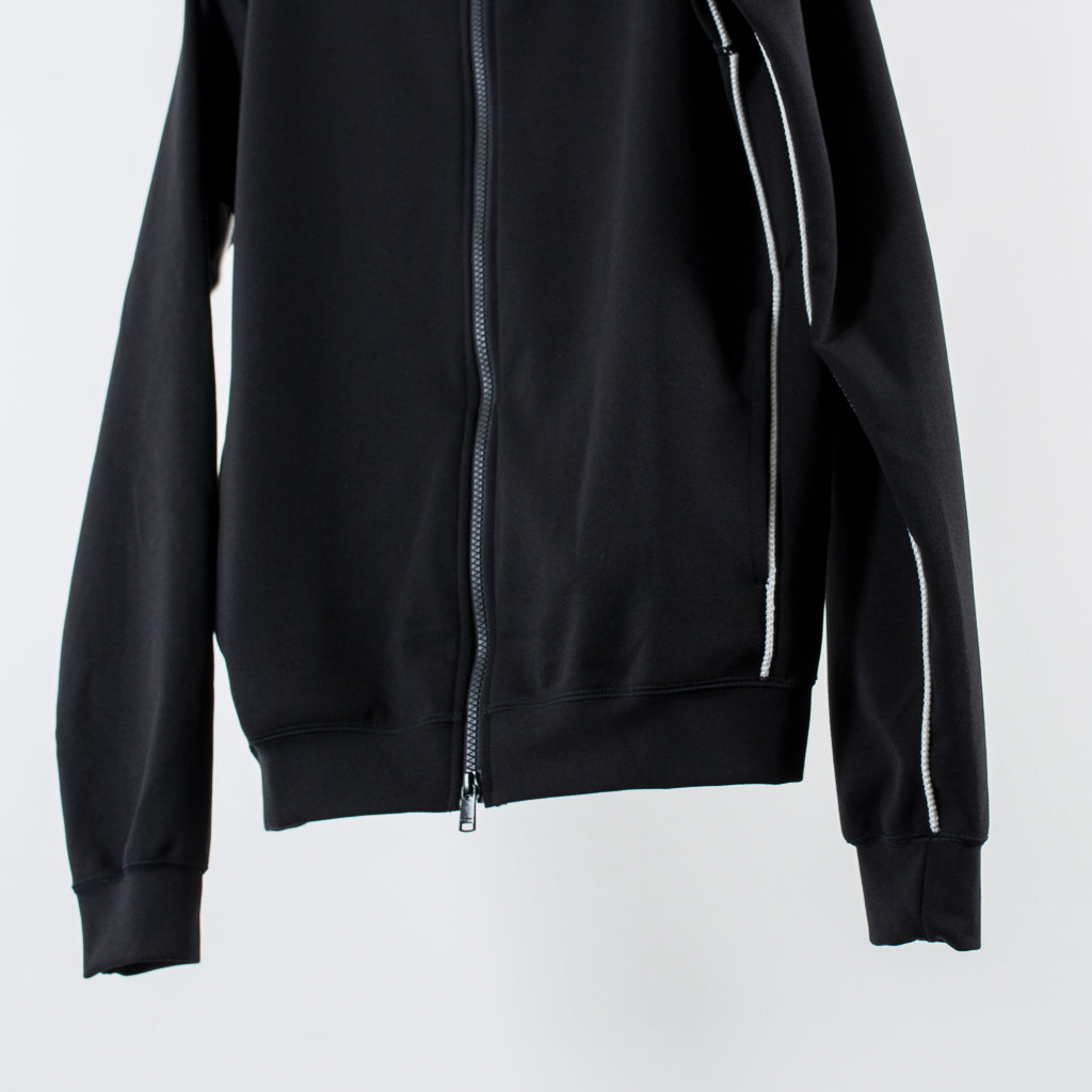 ARCHIVE SALE - NONNATIVE - CYCLIST FULL ZIP P/R/P JERSEY BLACK