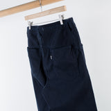 ARCHIVE SALE - NONNATIVE - DWELLER 5P JEANS DROPPED FIT DEEP SEA KATSURAGI