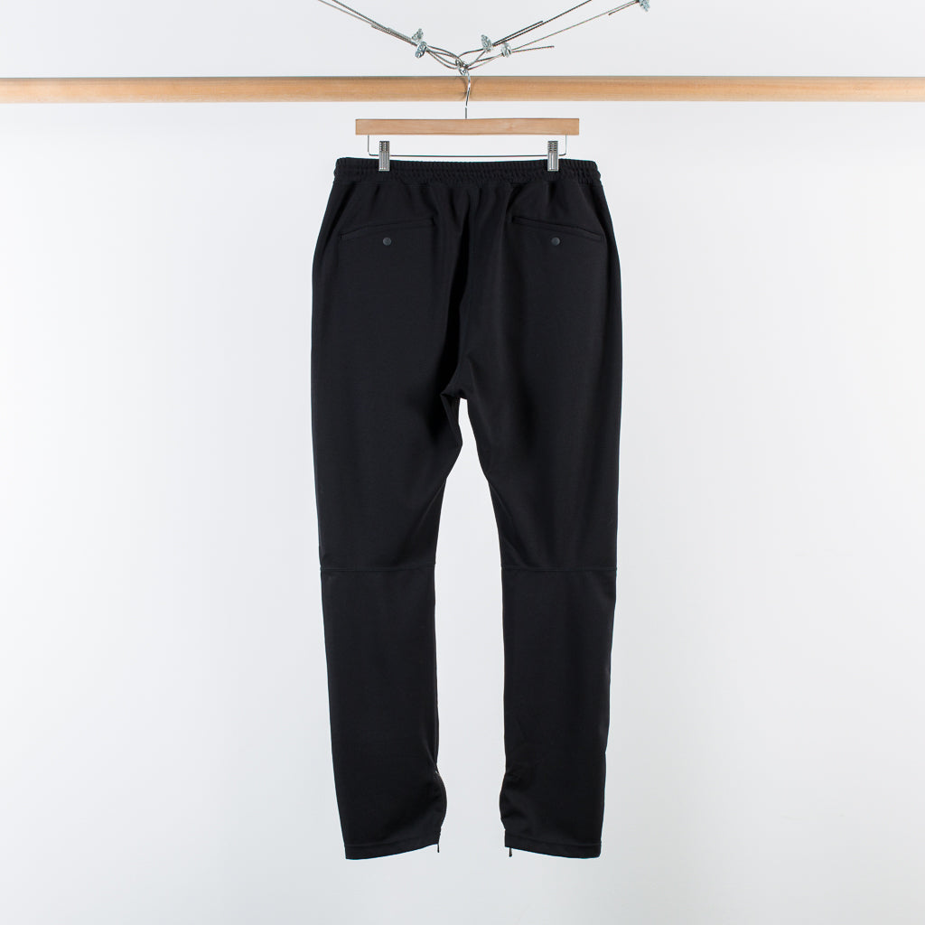 ARCHIVE SALE - NONNATIVE - HIKER EASY PANTS TAPERED FIT P/R/P JERSEY BLACK