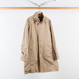 ARCHIVE SALE - NONNATIVE - LAWYER COAT C/P TWILL BEIGE