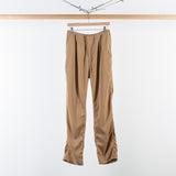 MANAGER EASY PANTS P/W TWILL BEIGE