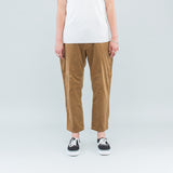 OUTSEAM TROUSERS - BROWN CORD